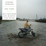 Cover of Jerome's latest CD untitled The Turn